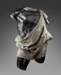 Learn more about Roman Black Marble Torso work of art