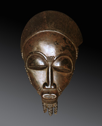 Learn more about Baule Mask work of art
