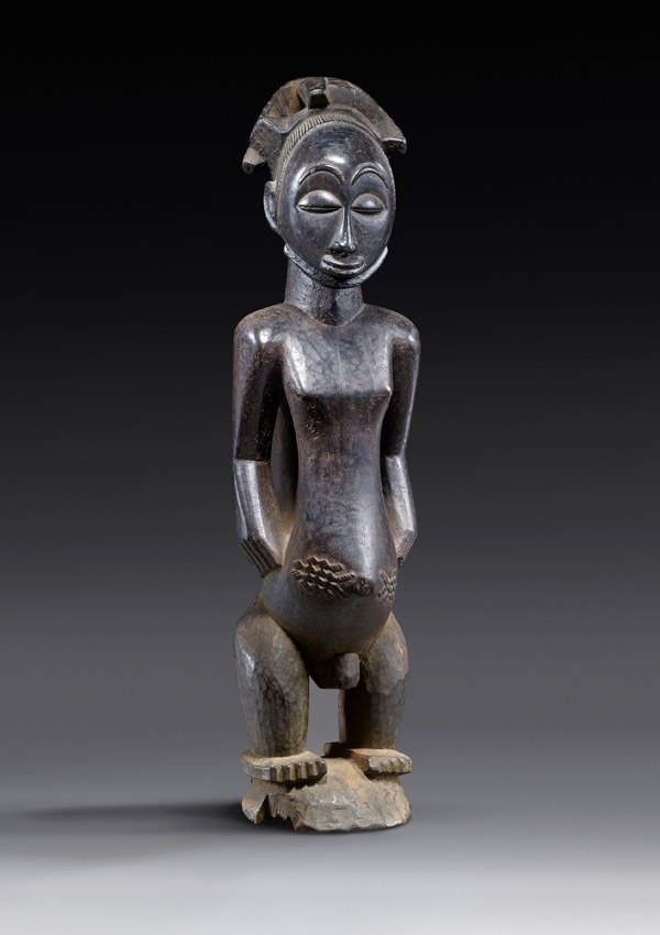 Hemba Chief Commemorative Portrait Figure - now in the collection of the The Metropolitan Museum of Art, New York - image 1