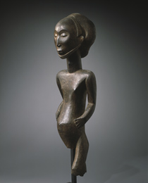 Learn more about Hemba Niembo Ancestral Figure work of art