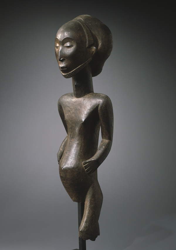 Hemba Niembo Ancestral Figure - now in the collection of the Private Collection - image 1