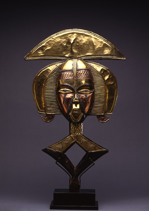 Kota Janiform Reliquary Guardian Figure Mbulu viti   Entwistle