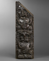 Learn more about Maori Storehouse Panel <i>epa</i> work of art
