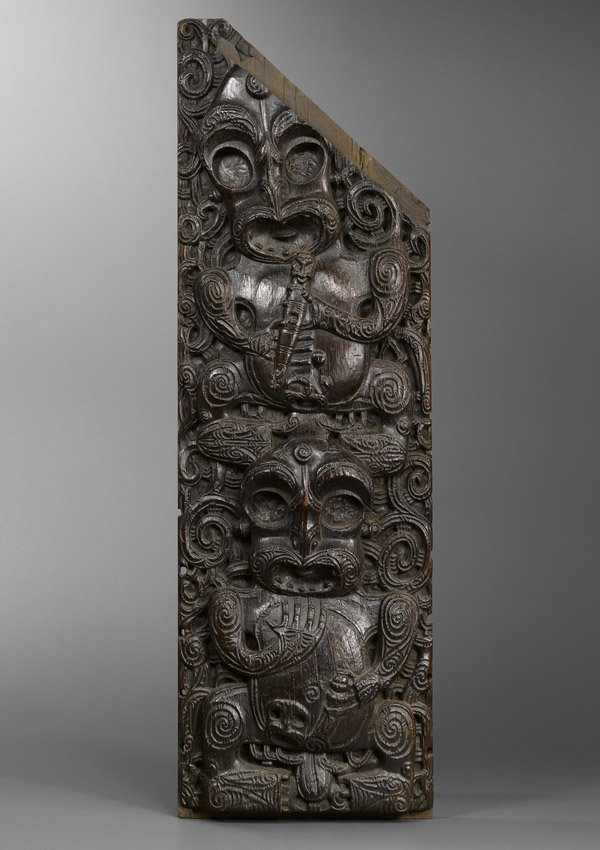 Maori Storehouse Panel <i>epa</i> - now in the collection of the Private Collection - image 1