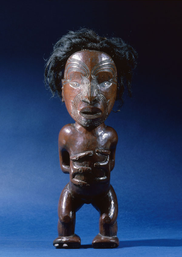 Maori Figure - now in the collection of the Private Collection - image 1