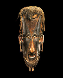 Learn more about Torres Strait Mask mawa work of art