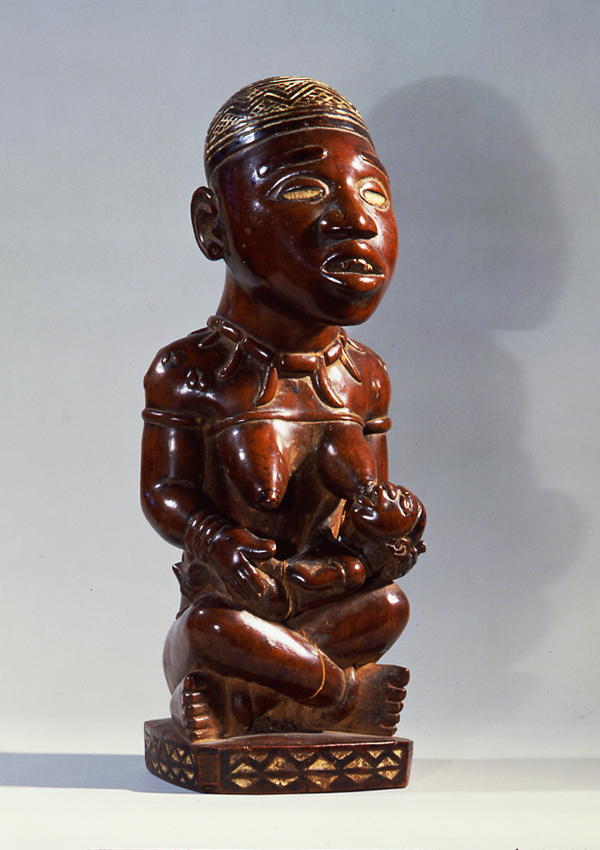 Yombe Maternity - now in the collection of the Private Collection - image 1