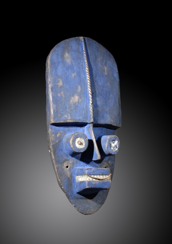 Grebo-Krou mask - now in the collection of the Private Collection - image 1