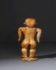 Tongan Ivory Female Figurine - now in the collection of the Private Collection - image 3
